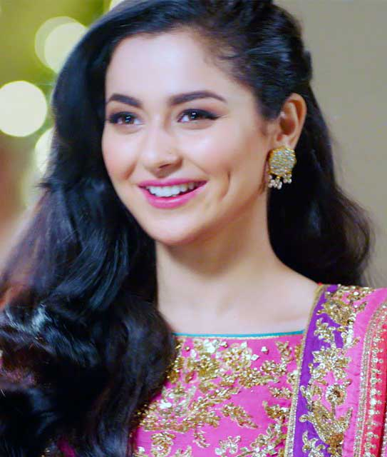 Hania Amir Showbiz Profiles